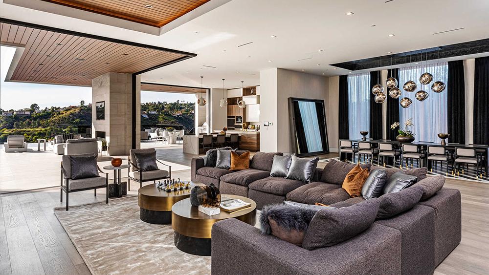 Bel Air, Los Angles, Real Estate
