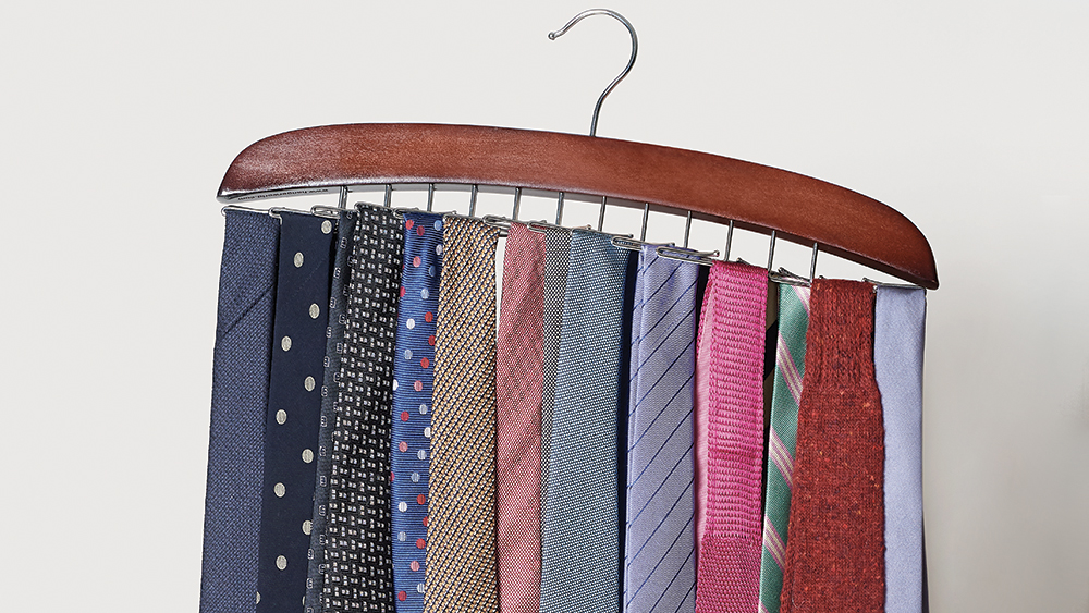 Ties given to Wirth by Achille Mauri