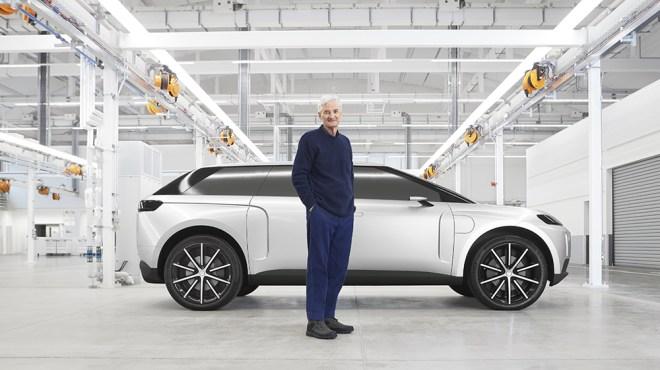 James Dyson and the Dyson Car