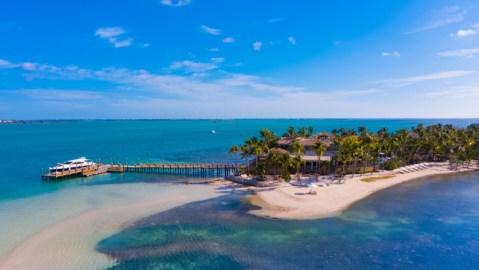 Little Palm Island Florida private island