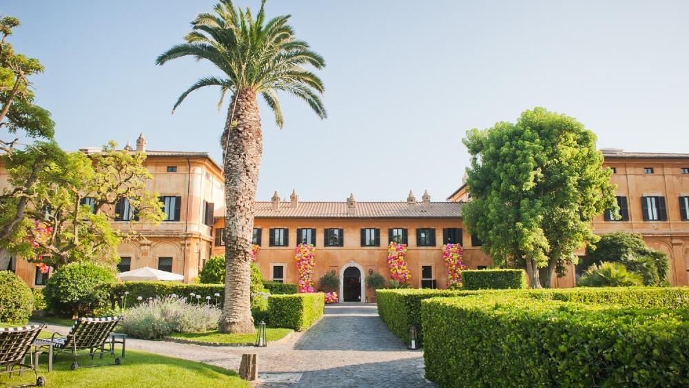 La Posta Vecchia Italy J. Paul Getty Villa