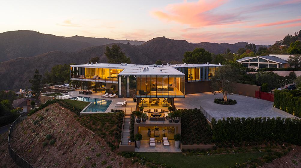 Orum House, California
