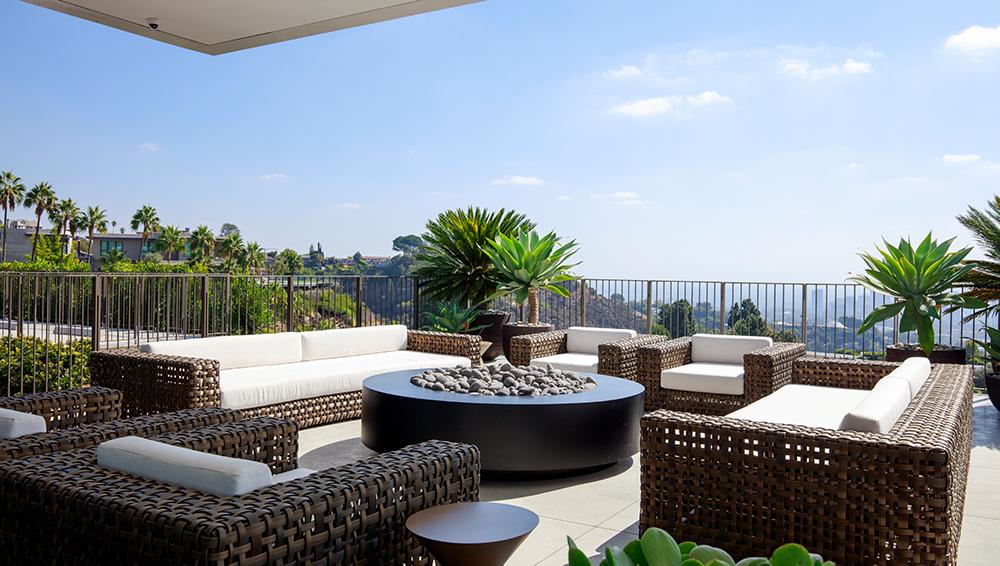 Orum House, Bel Air, California