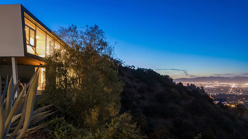 Pharrell Williams Hollywood Hills Home