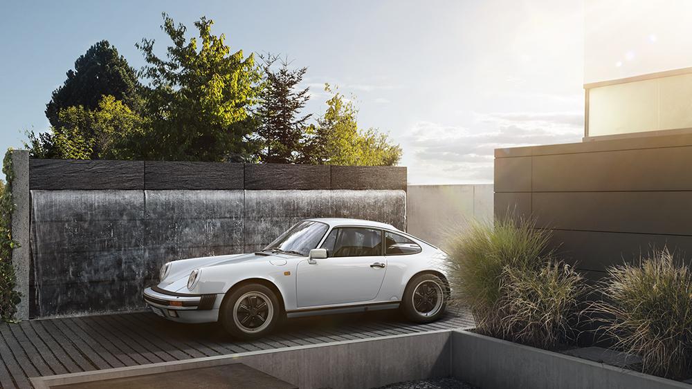 A classic 911 found on Porsche Finder