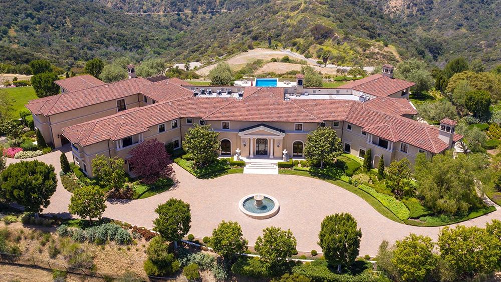 Prince Harry Meghan Markle Beverly Hills Home