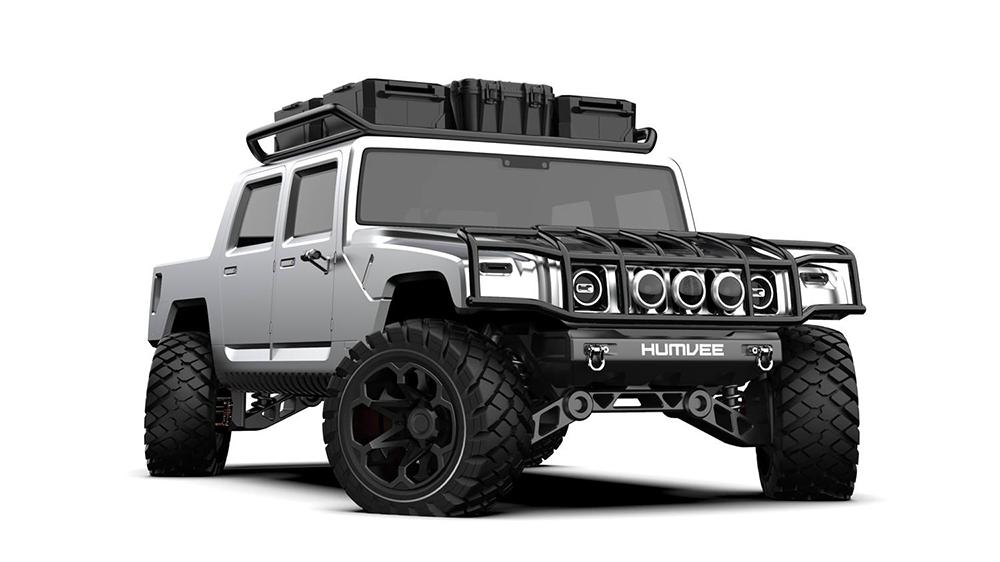 Samir Sadikhov Hummer Concept