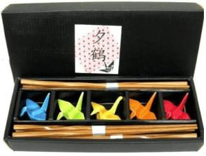 JapanBargain Bamboo Chopsticks