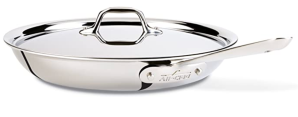 All-Clad Stainless-Steel Skillet