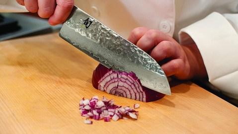 Shun Santoku Knife