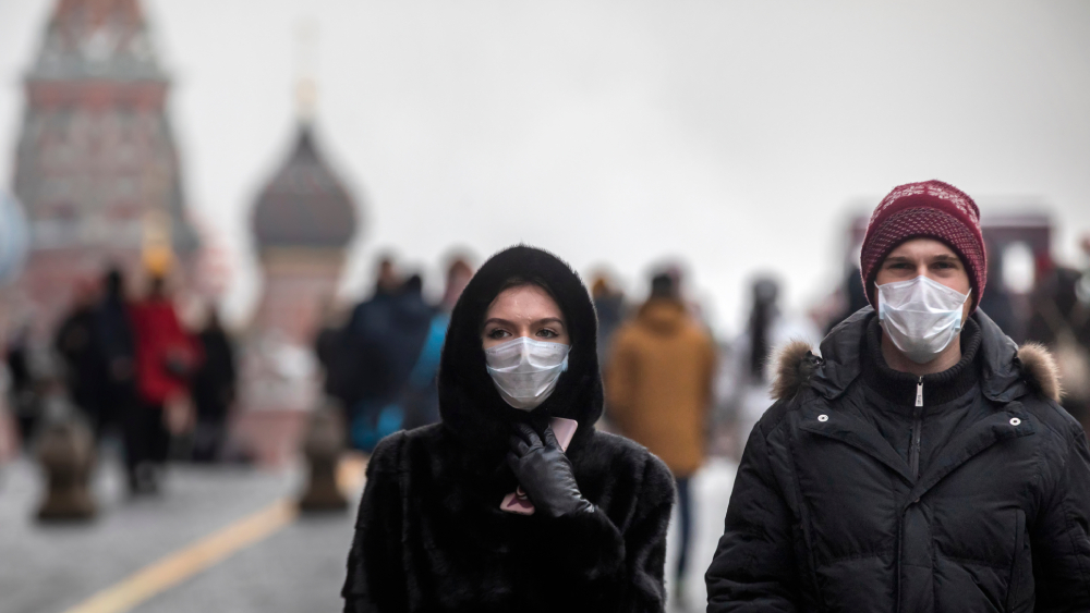 Russia coronavirus