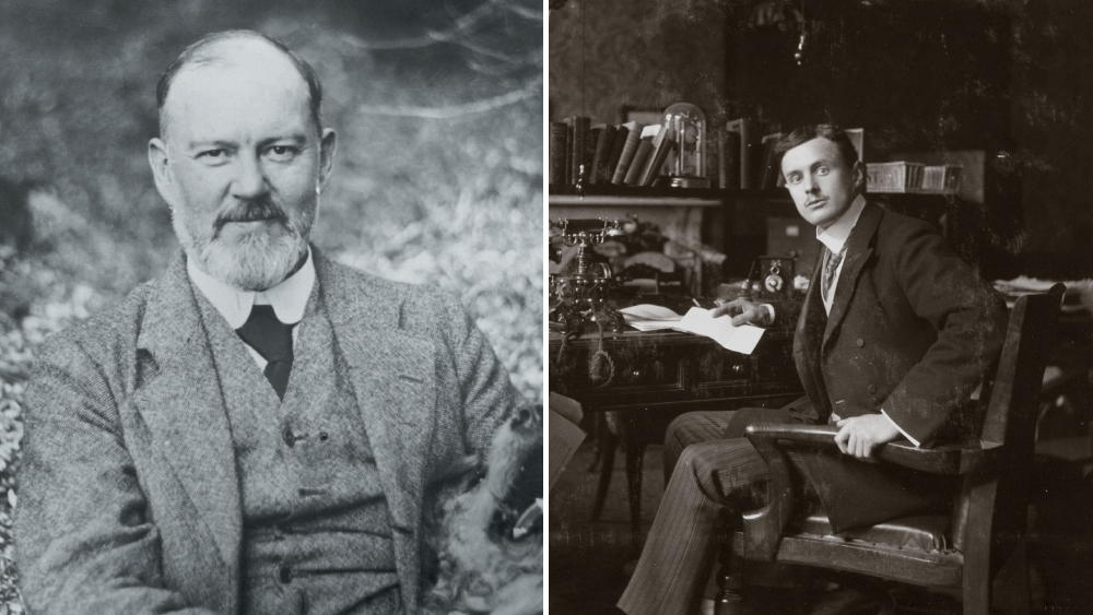 Charles Rolls Henry Royce