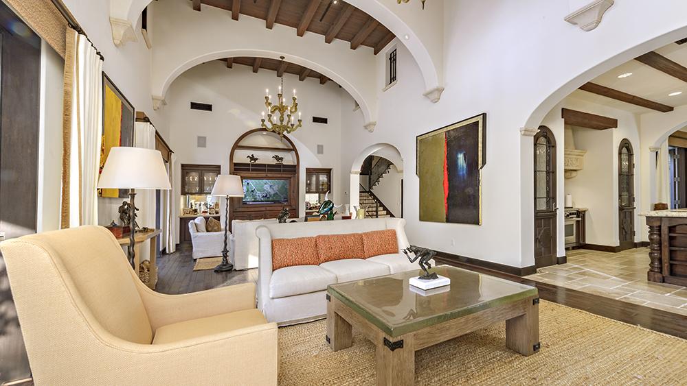 Sylvester Stallone La Quinta Mansion