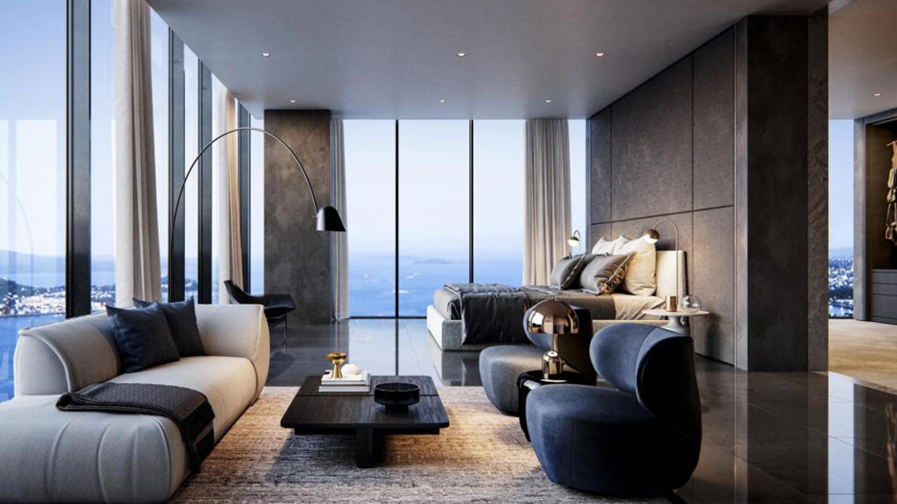 The Pacifica Penthouse New Zealand