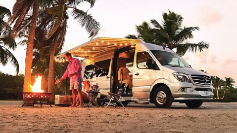 The Airstream Tommy Bahama Relax Edition Interstate 19
