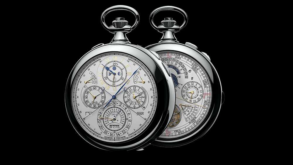 Vacheron Constantin 2015 Reference 57260 pocket watch