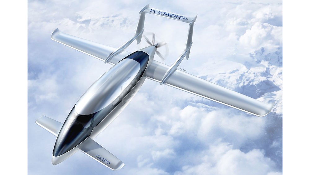 The Cassio 2 Hybrid Airplane Could Soon Become The Tesla Of The Skies Robb Report
