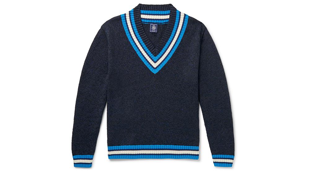 J.Press Japan's cricket sweater