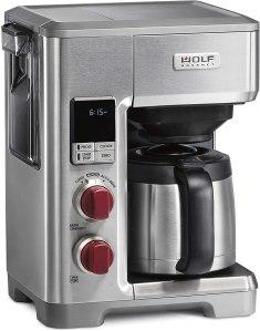 Wolf Gourmet Programmable Coffee Maker