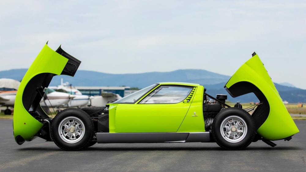 1968 Lamborghini Miura P400