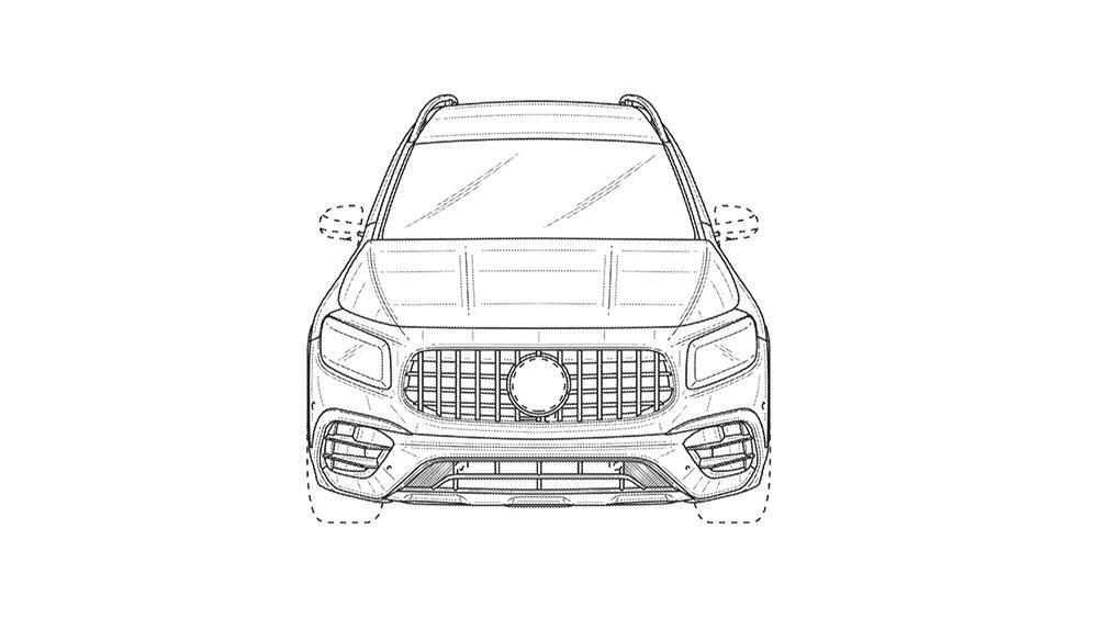 2021 Mercedes AMG GLB 45