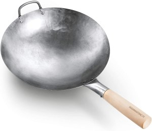 Mammafong Hammered Wok