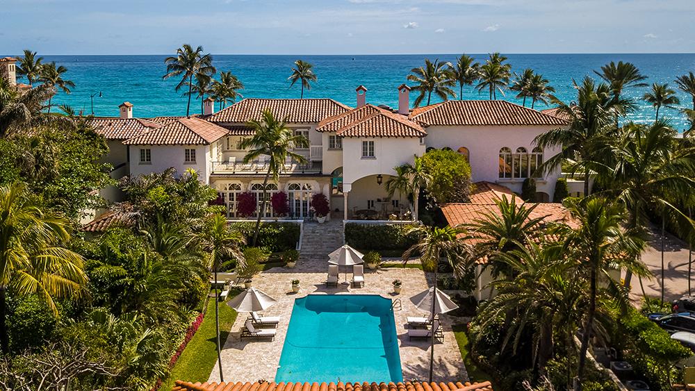 Inside John Lennon And Yoko Ono S Former Oceanfront Palm Beach Estate Robb Report