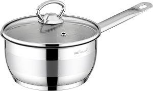 Safinox Tri-Ply Thermo Capsulated Sauce Pan