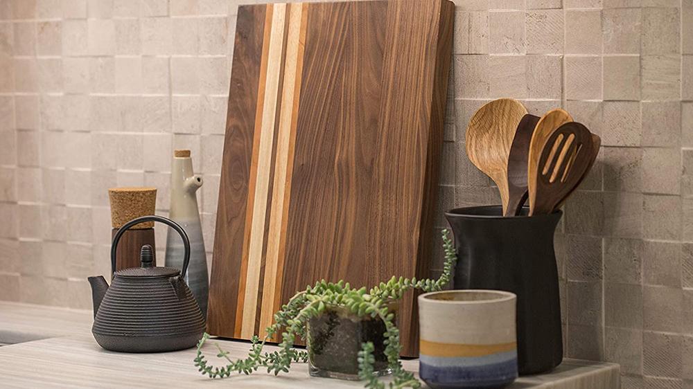 American Walnut Wood Cutting Board