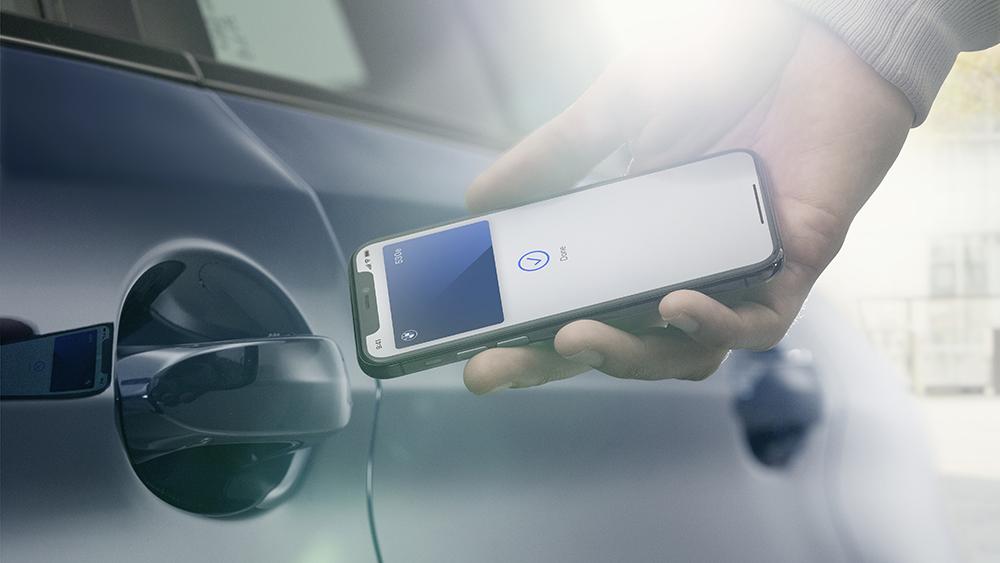 BMW Apple Digital Car Key