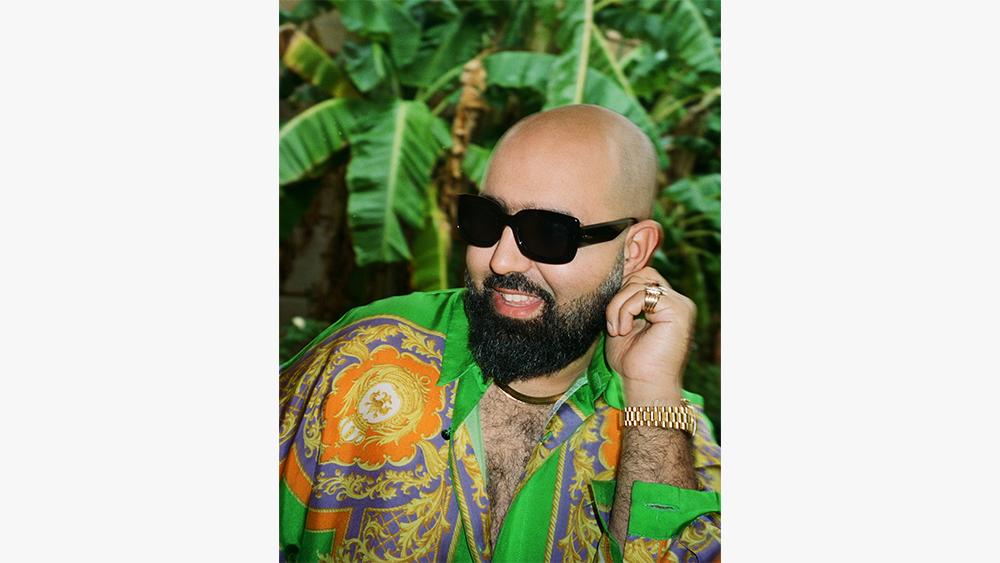 Designer Charaf Tajer