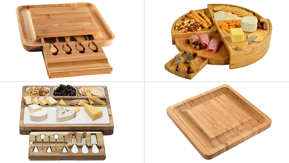 Amazon, Cheese Boards