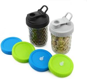 Connyman Two-Piece Mason Jar Lid Set