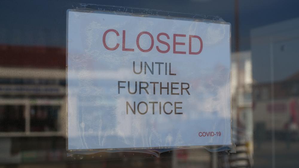 coronavirus restaurant closure