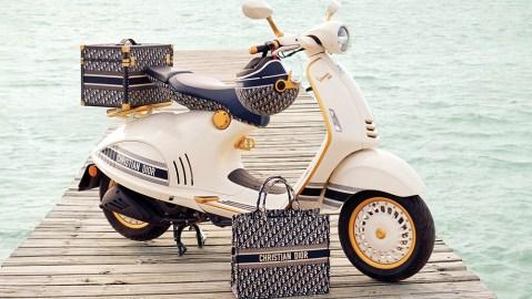 2021 Vespa 946 Christian Dior