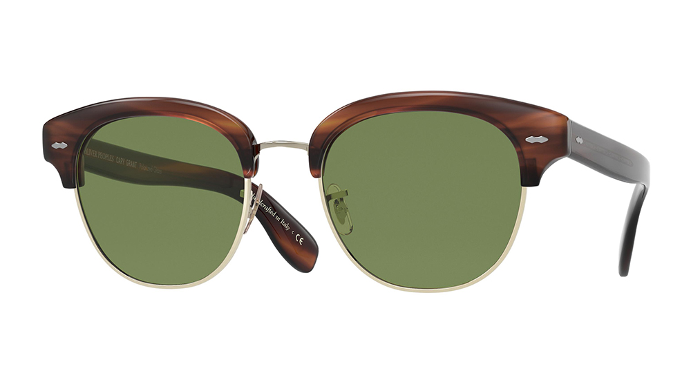 The Cary Grant 2 sunglasses in 'Grant tortoise', $531.