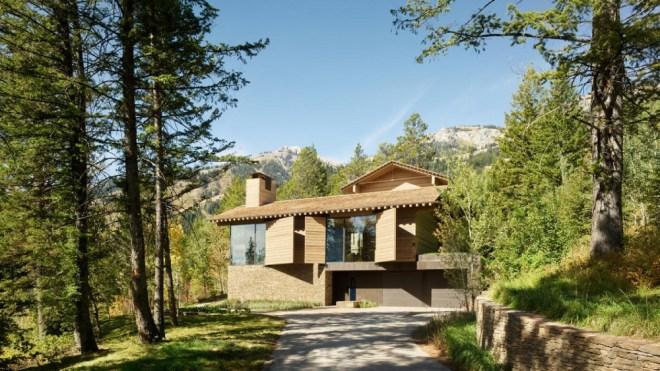 Olson Kundig Teton House