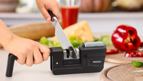 The Best Two-Step Knife Sharpeners on Amazon