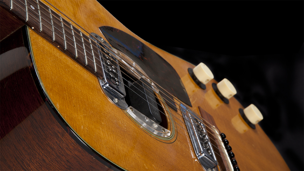 Kurt Cobain 1959 Martin D-18E