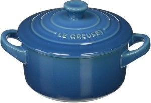 Le Creuset Stoneware Mini Cocotte Set