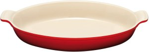 Le Creuset Heritage Stoneware Au Gratin Dish