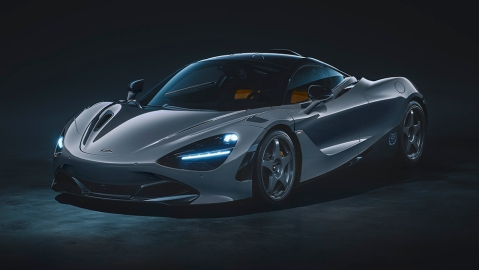 McLaren 720S Le Mans special edition