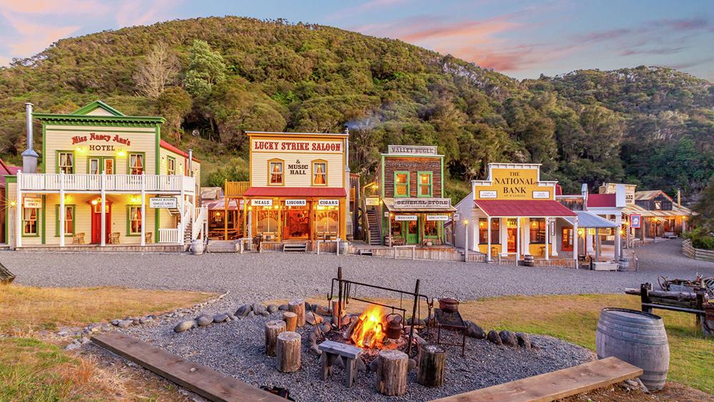 Mellonsfolly Ranch New Zealand