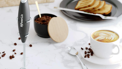 Amazon, Milk Frother