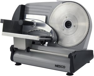 Nesco 8.7-Inch Electric Food Slicer