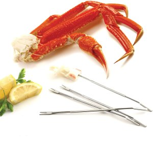 Norpro Stainless-Steel Seafood Forks