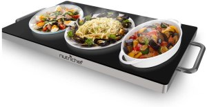 NutriChef Portable Electric Hot Plate