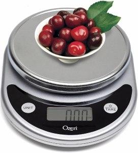 Ozeri Pronto Kitchen Scale