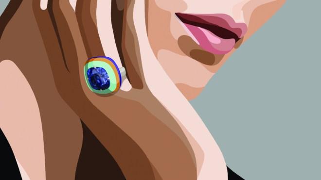 best. ofthe best jewelry illustration