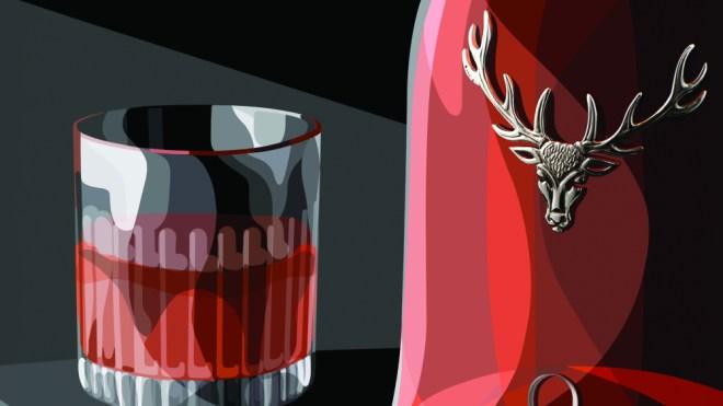 best of the best spirits illustration